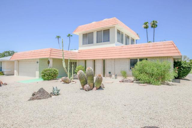 10616 W Cameo Drive, Sun City, AZ 85351 (MLS #5812634) :: Gilbert Arizona Realty