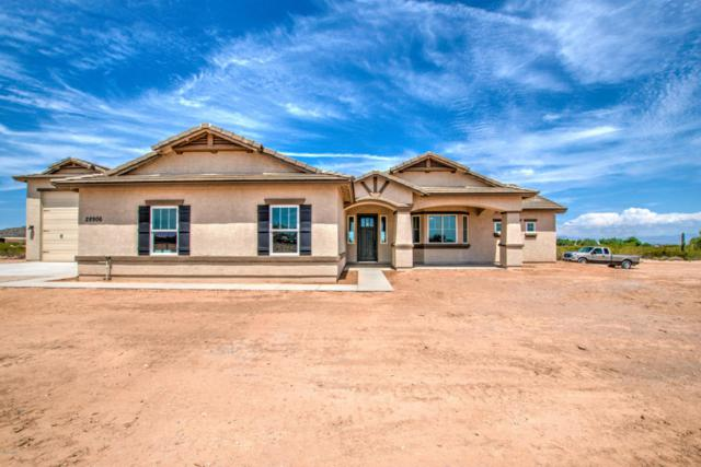 28906 N Wakefield Road, Queen Creek, AZ 85142 (MLS #5812689) :: The Garcia Group @ My Home Group