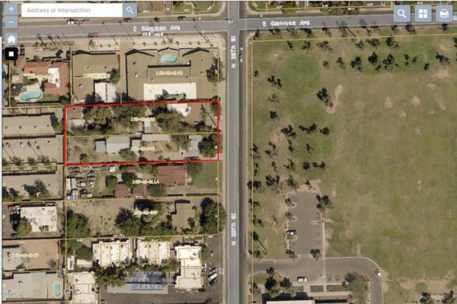 4238 N 28TH Street, Phoenix, AZ 85016 (MLS #5812744) :: The Daniel Montez Real Estate Group