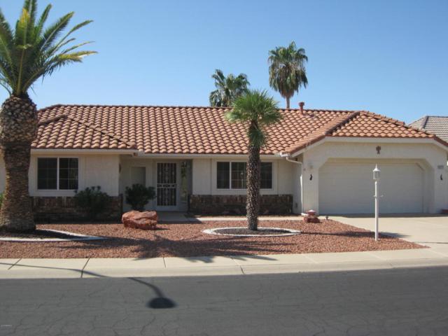 14511 W Greystone Drive, Sun City West, AZ 85375 (MLS #5812881) :: The W Group