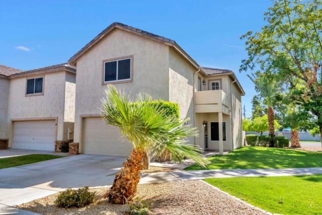 4301 N 21st Street #20, Phoenix, AZ 85016 (MLS #5813105) :: Brett Tanner Home Selling Team