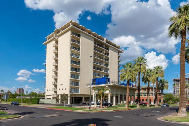 805 N 4TH Avenue #701, Phoenix, AZ 85003 (MLS #5813108) :: Brett Tanner Home Selling Team