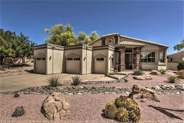 18544 E Four Peaks Boulevard, Rio Verde, AZ 85263 (MLS #5813305) :: The Wehner Group