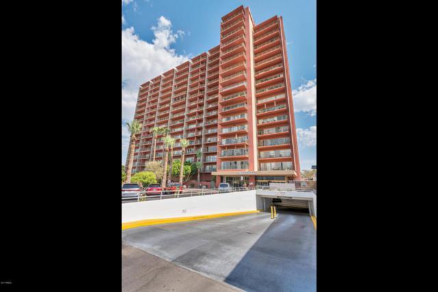 4750 N Central Avenue J17, Phoenix, AZ 85012 (MLS #5813415) :: Brett Tanner Home Selling Team