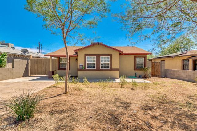 1509 E Portland Street, Phoenix, AZ 85006 (MLS #5813436) :: Brett Tanner Home Selling Team