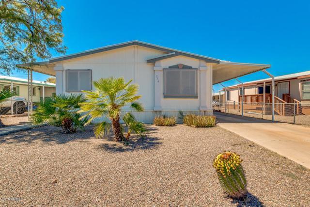 336 S Wayfarer, Mesa, AZ 85204 (MLS #5813457) :: Brett Tanner Home Selling Team
