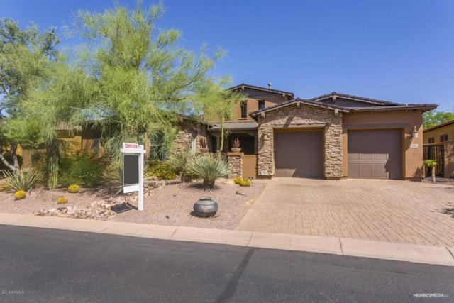 9438 E Sera Brisa, Scottsdale, AZ 85255 (MLS #5813584) :: Kortright Group - West USA Realty