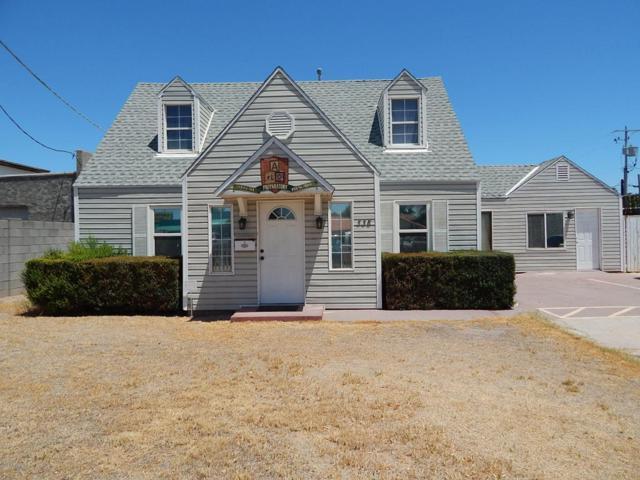 538 W Highland Avenue, Phoenix, AZ 85013 (MLS #5813783) :: Team Wilson Real Estate