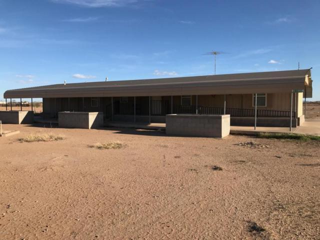 9175 W Milligan Road, Arizona City, AZ 85123 (MLS #5813824) :: Brett Tanner Home Selling Team
