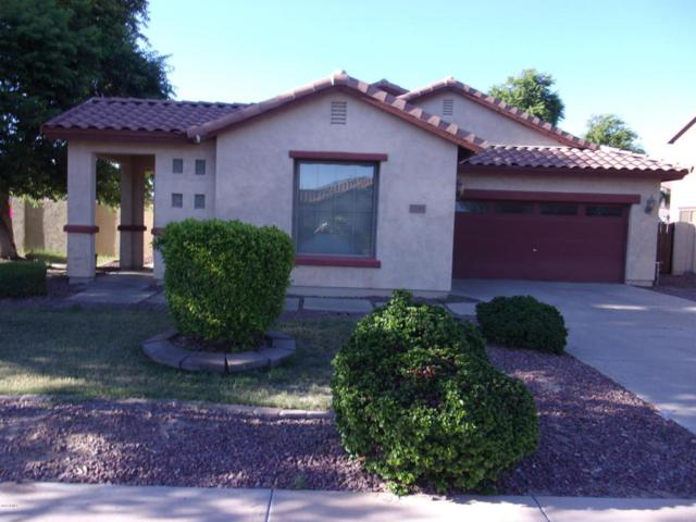 1236 E Nightingale Lane, Gilbert, AZ 85298 (MLS #5813832) :: The Everest Team at My Home Group