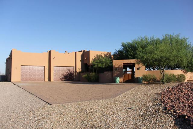 35550 S Gold Rock Circle, Wickenburg, AZ 85390 (MLS #5814003) :: The Wehner Group