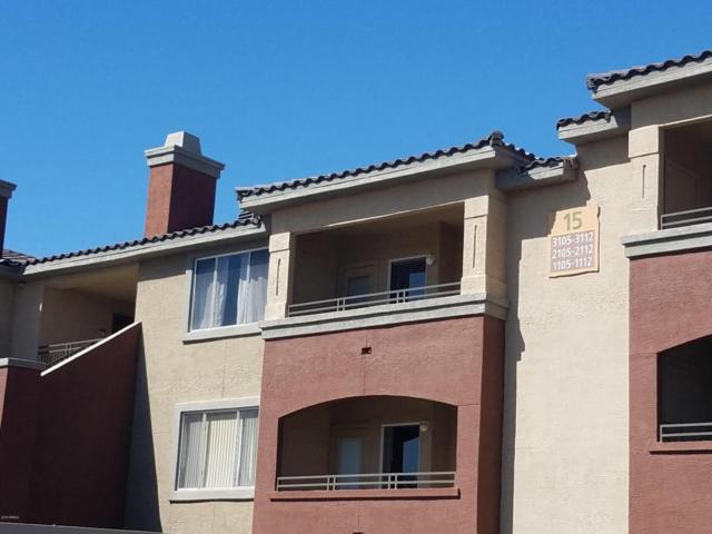 5401 E Van Buren Street #3110, Phoenix, AZ 85008 (MLS #5814170) :: Keller Williams Legacy One Realty