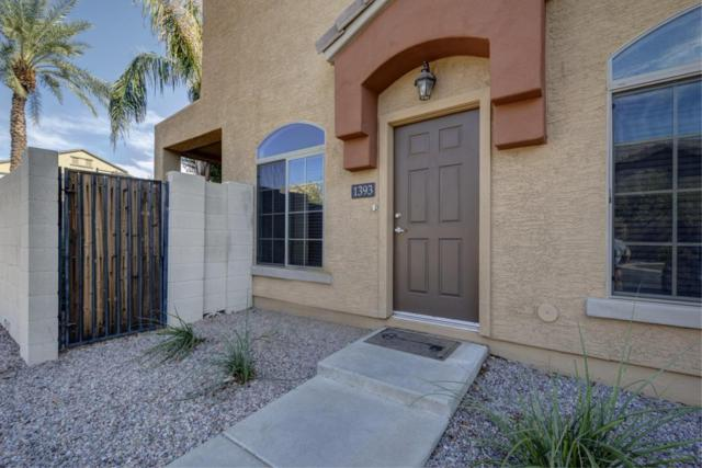 2402 E 5TH Street #1393, Tempe, AZ 85281 (MLS #5814277) :: Brett Tanner Home Selling Team