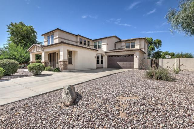 21574 E Nightingale Court, Queen Creek, AZ 85142 (MLS #5814340) :: The W Group