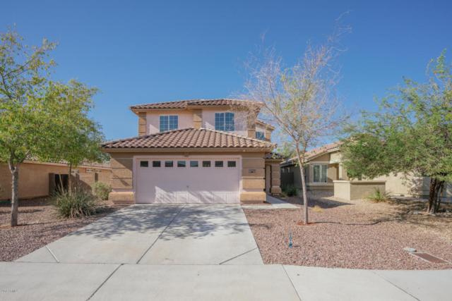 22222 W Hadley Street, Buckeye, AZ 85326 (MLS #5814384) :: Gilbert Arizona Realty