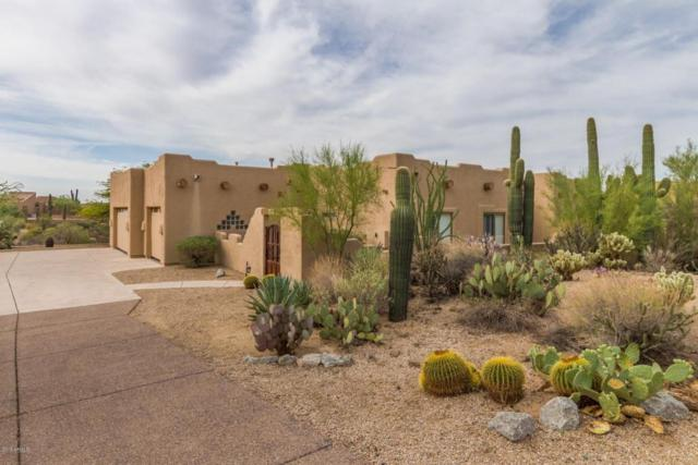 8937 E Cave Creek Road, Carefree, AZ 85377 (MLS #5814465) :: Occasio Realty