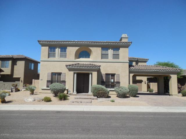 3822 E Cielo Grande Avenue, Phoenix, AZ 85050 (MLS #5814511) :: The Wehner Group