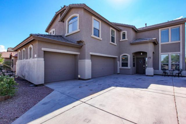 22164 N Vargas Drive, Maricopa, AZ 85138 (MLS #5814574) :: Yost Realty Group at RE/MAX Casa Grande