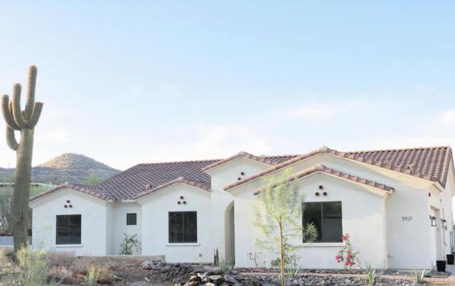 5921 E Carriage Drive, Cave Creek, AZ 85331 (MLS #5814760) :: The Garcia Group @ My Home Group
