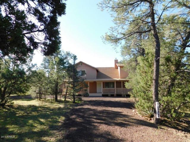 3061 Pinewood Drive, Overgaard, AZ 85933 (MLS #5814782) :: The Garcia Group @ My Home Group