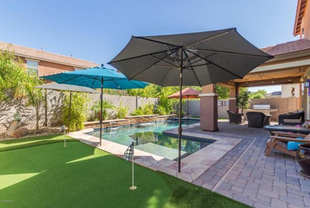 3428 E Harwell Road, Gilbert, AZ 85234 (MLS #5814964) :: The Jesse Herfel Real Estate Group