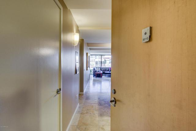 7157 E Rancho Vista Drive #6010, Scottsdale, AZ 85251 (MLS #5814970) :: Brett Tanner Home Selling Team