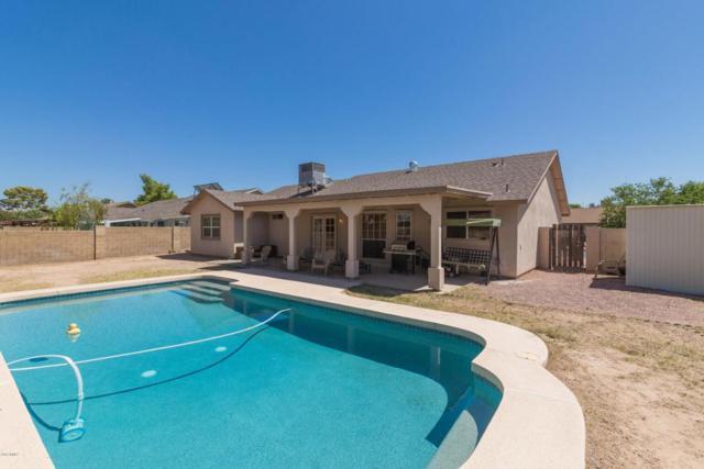 838 E Huber Street, Mesa, AZ 85203 (MLS #5815077) :: Occasio Realty