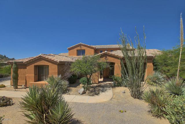 11248 E Cimarron Drive, Scottsdale, AZ 85262 (MLS #5815114) :: Occasio Realty