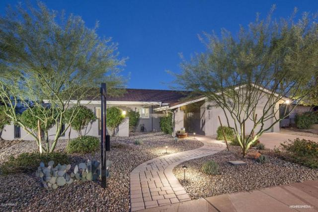 8625 E Via De Sereno, Scottsdale, AZ 85258 (MLS #5815481) :: Conway Real Estate
