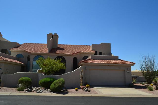 6132 S Fairway Place, Gold Canyon, AZ 85118 (MLS #5815576) :: The Kenny Klaus Team