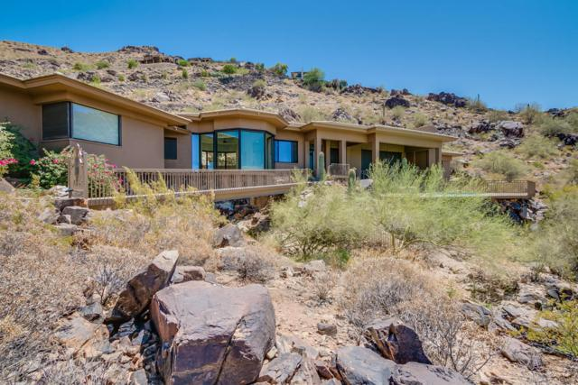 5411 E Roadrunner Road, Paradise Valley, AZ 85253 (MLS #5815610) :: Arizona 1 Real Estate Team
