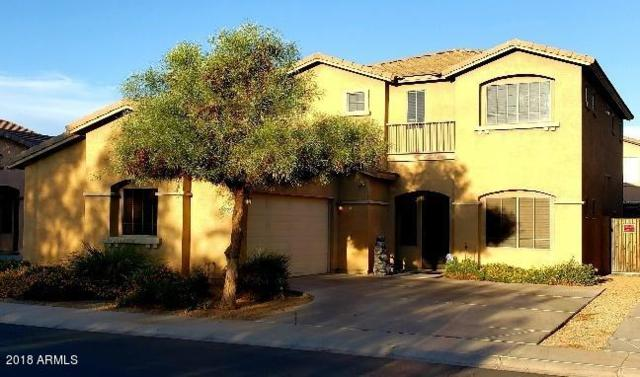1099 S Exeter Street, Chandler, AZ 85286 (MLS #5815641) :: The Jesse Herfel Real Estate Group