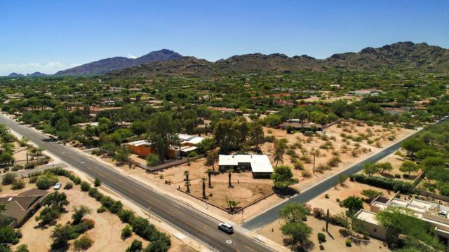 7630 N Mockingbird Lane, Paradise Valley, AZ 85253 (MLS #5815854) :: Lifestyle Partners Team