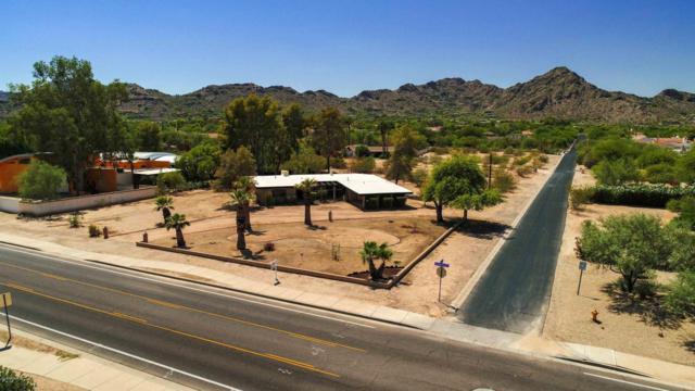 7630 N Mockingbird Lane, Paradise Valley, AZ 85253 (MLS #5815879) :: RE/MAX Excalibur