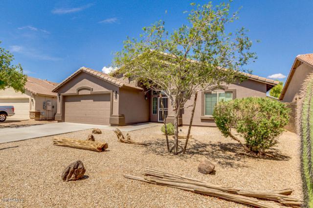 45228 W Desert Garden Road, Maricopa, AZ 85139 (MLS #5815889) :: The Garcia Group @ My Home Group