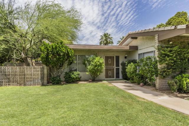 4800 N 68TH Street #162, Scottsdale, AZ 85251 (MLS #5815971) :: Brett Tanner Home Selling Team