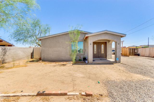 4221 S 12TH Street, Phoenix, AZ 85040 (MLS #5816184) :: The Pete Dijkstra Team