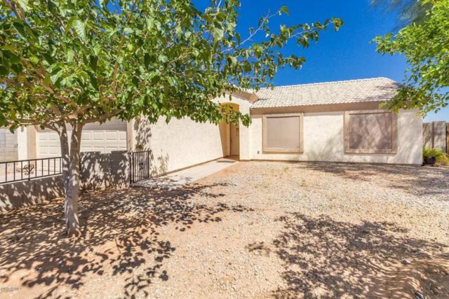 11452 W Madero Drive, Arizona City, AZ 85123 (MLS #5816244) :: Gilbert Arizona Realty