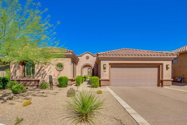 9814 E Piedra Drive, Scottsdale, AZ 85255 (MLS #5816381) :: The Wehner Group