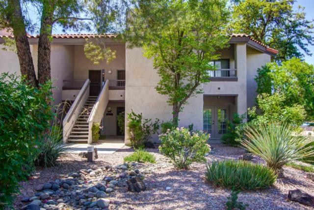 9115 E Purdue Avenue #101, Scottsdale, AZ 85258 (MLS #5816578) :: The Wehner Group