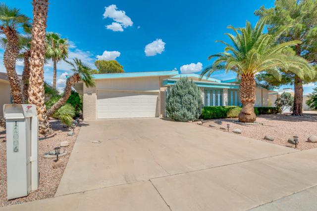11006 W Welk Drive, Sun City, AZ 85373 (MLS #5816601) :: The Wehner Group