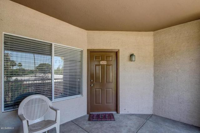 17017 N 12TH Street #2029, Phoenix, AZ 85022 (MLS #5816684) :: Brett Tanner Home Selling Team