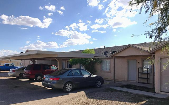 14300 S Durango Road, Arizona City, AZ 85123 (MLS #5816706) :: Lifestyle Partners Team