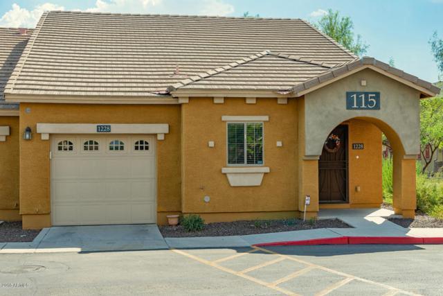 2725 E Mine Creek Road #1228, Phoenix, AZ 85024 (MLS #5816815) :: Brett Tanner Home Selling Team
