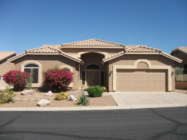 8914 E Yucca Blossom Drive, Gold Canyon, AZ 85118 (MLS #5816940) :: Gilbert Arizona Realty