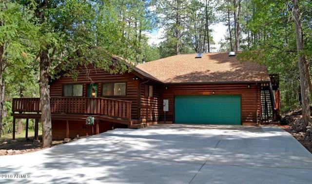 198 S Antler Circle, Payson, AZ 85541 (MLS #5817336) :: Brett Tanner Home Selling Team