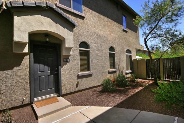 2725 E Mine Creek Road #1037, Phoenix, AZ 85024 (MLS #5817342) :: Brett Tanner Home Selling Team