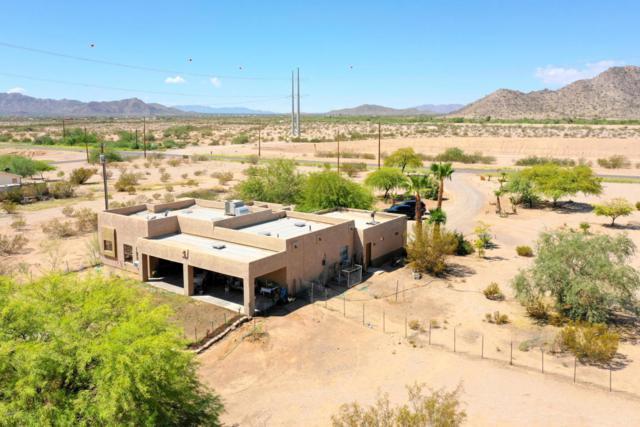 8599 N Warren Road, Maricopa, AZ 85139 (MLS #5817409) :: Yost Realty Group at RE/MAX Casa Grande