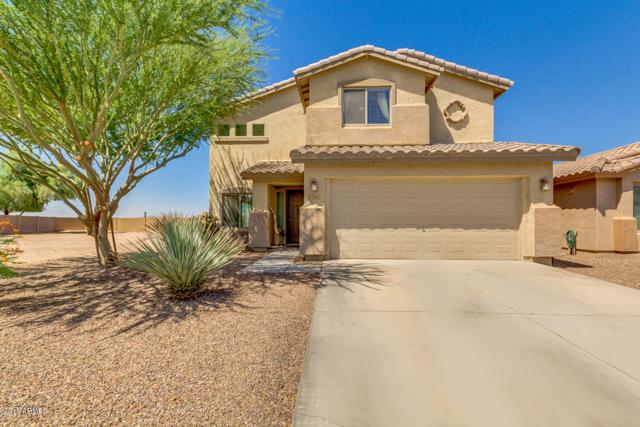 17382 N Carmen Avenue, Maricopa, AZ 85139 (MLS #5817478) :: The Garcia Group @ My Home Group