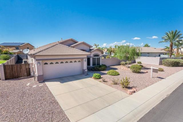 3570 S Joshua Tree Lane, Gilbert, AZ 85297 (MLS #5817481) :: The W Group